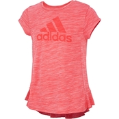 adidas Girls Melange Top