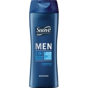 Suave Professionals Men 2 in 1 Ocean Charge Shampoo & Conditioner, 12.6 oz.
