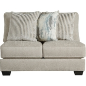 COMPONENT Benchcraft Ardsley Armless Loveseat