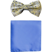Steve Harvey Bow Tie Set