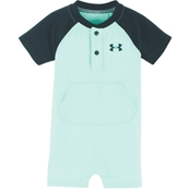 Under Armour Infant Boys Henley Coverall