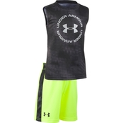 Under Armour Toddler Boys Electronoise Set