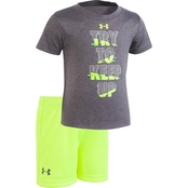 Under Armour Infant Boys Try To Keep Up Set