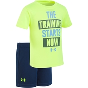 Under Armour Infant Boys The Training Starts Now Set