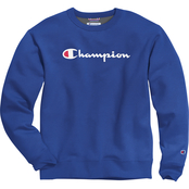 Champion Men's Fleece Crew Top