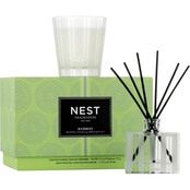 NEST Fragrances Bamboo Petite Candle and Diffuser Set
