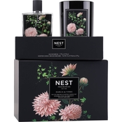 Nest Dahlia & Vines Candle & Eau De Parfum Set