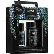 Nest Wisteria Blue Rollerball & Bubbles Set