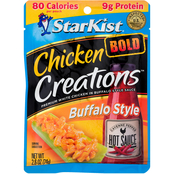 StarKist Chicken Creations Buffalo Style Pouch 2.6 oz.