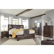 Benchcraft Andriel Storage Bed 5 pc. Set