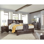 Benchcraft Andriel Storage Bed 4 pc. Set