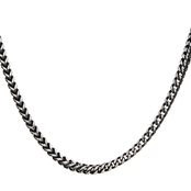 INOX Stainless Steel Double Twist Matte Curb Chain 24 in.