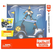 Moose Toys Fortnite Battle Royale Collection All Terrain Kart Vehicle and Drift Toy