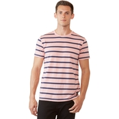 Alpha Beta Strip Tee