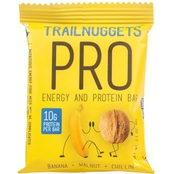 Trailnuggets PRO Banana + Walnut Protein and Energy Bar