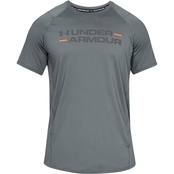 Under Armour MK1 Wordmark Graphic Tee