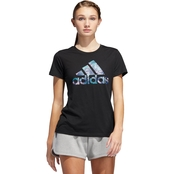 adidas Badge of Sport Tropical Tee