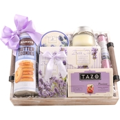 Alder Creek Enjoy and Relax Gift Basket