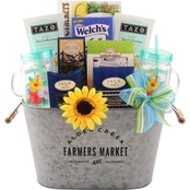 Alder Creek Sunny Day With You Gift Basket