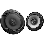 Kenwood Sport Series 6.5 in. 2-Way, 300 Watt Coaxial Speakers