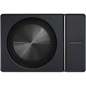 Kenwood 250W Compact Powered Subwoofer