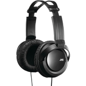 JVC Full Size Over Ear Headphones