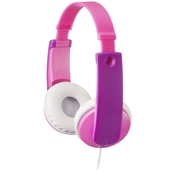 Kids' Over-Ear Headphones (Pink)