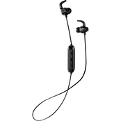 XX Fitness Sound-Isolating Bluetooth Earbuds (Black)