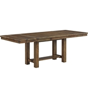 Signature Design by Ashley Moriville Rectangular Dining Room Extension Table