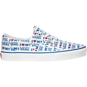 Vans Women's Era White Shoes