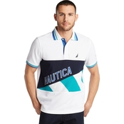 Nautica Solid Knit Logo Shirt