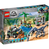 LEGO Jurassic World Baryonyx Face Off: The Treasure Hunt