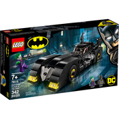 LEGO Super Heroes Batmobile Pursuit of The Joker Toy Car