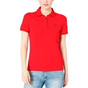 Armani Exchange Core Minimal Logo Polo Shirt