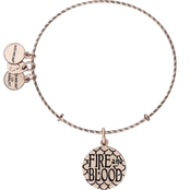 Alex and Ani Fire and Blood Bangle