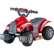 Paw Patrol KidTrax Marshall 6Volt Toddler Quad Electric Ride On