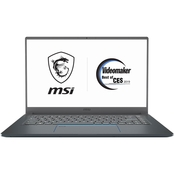 MSI Modern 15.6 in. Intel Core i5 1.6GHz 4GB RAM 512GB SSD Notebook