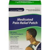 Exchange Select Medicated Pain Relief Patch
