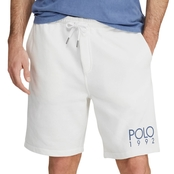 Polo Ralph Lauren Cotton Blend Fleece Shorts