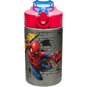 Zak Spider-ManPalouse Stainless Steel Water Bottle, 15.5 oz.