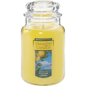 Yankee Candle Sicilian Lemon Large Jar Candle