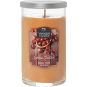 Yankee Candle Golden Chestnut Perfect Pillar Candle
