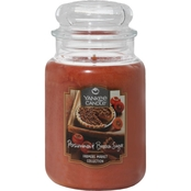 Yankee Candle Persimmon & Brown Sugar Large Jar Candle