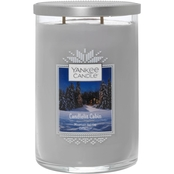 Yankee Candle Candlelit Cabin 2 Wick Tumbler Candle