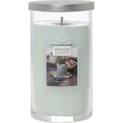 Yankee Candle Alpine Mint Medium Perfect Pillar Candle