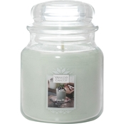 Yankee Candle Alpine Mint Medium Jar Candle