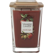 Yankee Candle Amaretto Apple Large 2 Wick Square Candle