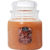 Yankee Candle Golden Chestnut Medium Jar Candle