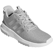 adidas Grade School Girls CF Racer K Shoes