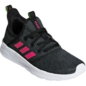 adidas Grade School Girls Cloudfoam Pure K Running Shoes